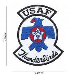 Patch tissu USAF thunderbird de la marque 101 Inc (442306-825)
