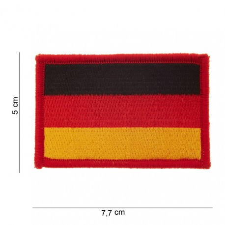 """Patch tissus """"Allemagne"""", 101 Inc"""