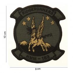 Patch tissus HMM-143