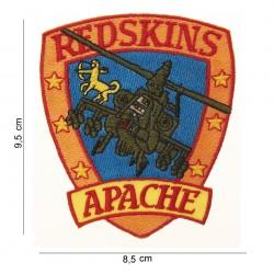 "Patch tissus ""Redskins apache"", 101 Inc"