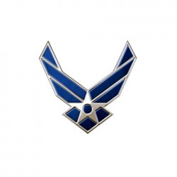 "Badge ""US airforce"", 101 Inc"