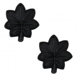 Badge Major noir