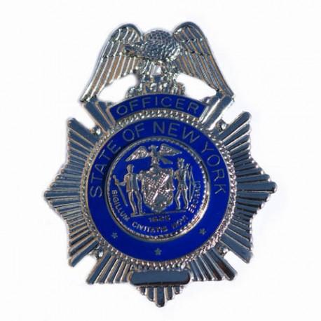 """Badge """"Officer New York"""", 101 Inc"""