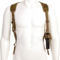 Holster d'épaule predator pour droitier - Différents coloris et camouflages, 101 Inc
