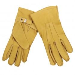 "Gants ""2nd Guerre Mondiale"" moutarde, 101 Inc"