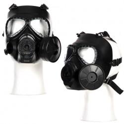 Masque à gaz factice - Différents coloris, 101 Inc