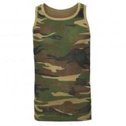 Débardeur - Différents coloris et camouflages, 101 Inc