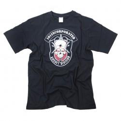 """T-shirt """"Airsoft division"""" noir, 101 Inc"""