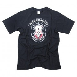 "T-shirt ""Airsoft division"" noir, 101 Inc"