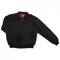 "Veste ""UK"" noir, 101 Inc"