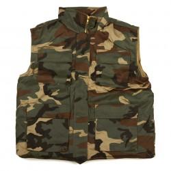 """Gilet rembourré """"M 89"""" - Différents coloris et camouflages, 101 Inc"""