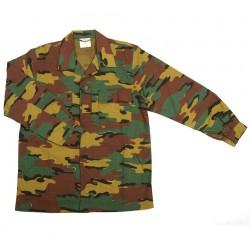"Veste ""BDU"" camouflage belge, 101 Inc"