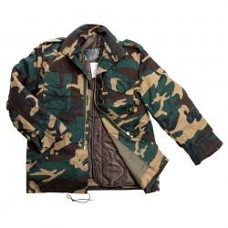 """Veste lourde """"M 65"""" - Différents coloris et camouflages, 101 Inc"""