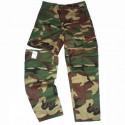 Pantalon à zip