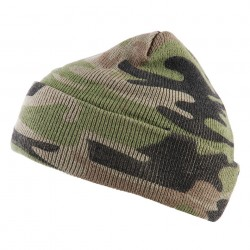 Bonnet camouflage woodland | 101 Inc