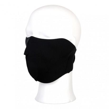 Masque néoprène demi noir | 101 Inc