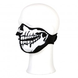 Masque néoprène demi skull | 101 Inc