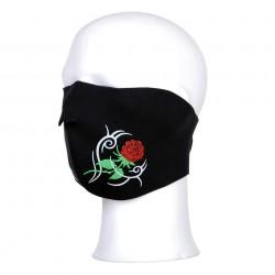 Masque néoprène demi roses | 101 Inc