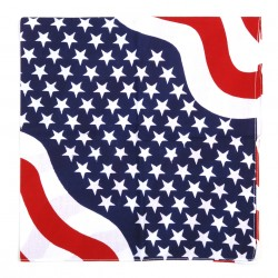 "Bandana ""Stars & Stripes"", 101 Inc"