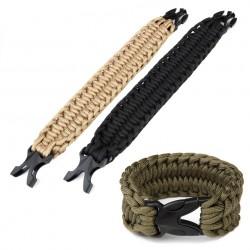 """Bracelet paracorde """"K2132"""" 9 inch - Différents coloris   101 Inc"""