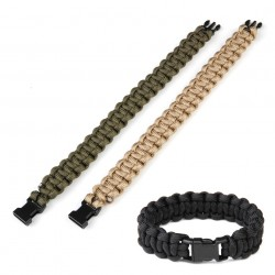 """Bracelet paracorde """"K2015"""" 8 inch - Différents coloris   101 Inc"""