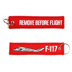 "Porte-clés ""RBF + F 117"" | 101 Inc"