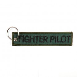 "Porte-clés ""Fighter pilot"" 
