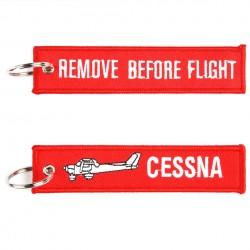 "Porte-clés ""RBF + Cessna"" | 101 Inc"