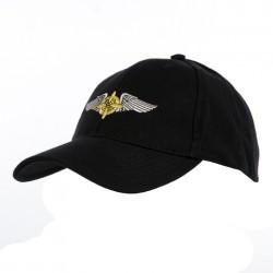 "Casquette ""WWII Propeller wing"" noir | 101 Inc"