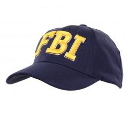 Casquette FBI bleu | 101 Inc