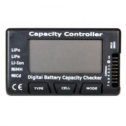 Indicateur de charge pour batterie Li-Po | A2 Pro