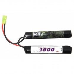 Batterie Ni-Mh 2 bâtons 9,6 V - 1500 mAh | 101 Inc