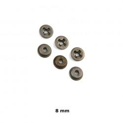 Roulement 8 mm, par 6 | 101 Inc