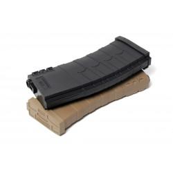 Chargeur noir 120 billes pour réplique airsoft GR4 et GR16 électrique | G&G