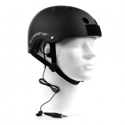Casque noir | Swiss Eye