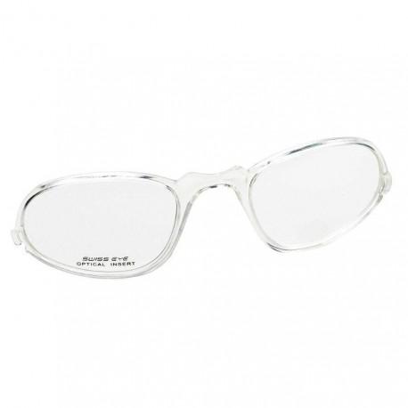 """Adaptateur pour verres de vue sur lunettes """"Stingray""""   Swiss Eye"""