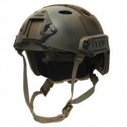 "Casque ""Mich"" camouflage subdued 