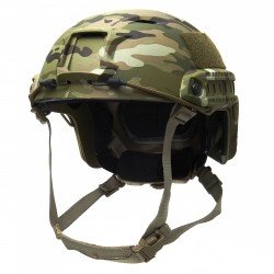 "Casque ""Mich"" camouflage DTC / Multi 