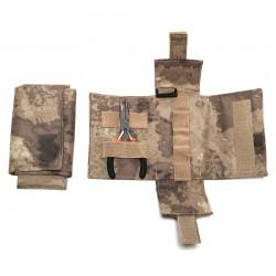 Porte outils avec système molle - Différents coloris et camouflages   101 Inc