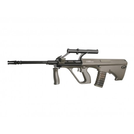 Réplique airsoft Steyr Aug A1 Military, électrique non blow back | ASG
