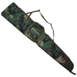 Housse de transport camouflage woodland 125 cm | 101 Inc