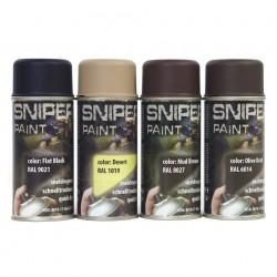 Bombe de peinture 150 ml en spray - Différents coloris | Fosco