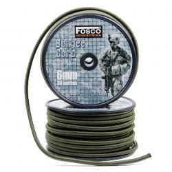 Corde OD élastique 6 mm x 30 mètres | Fosco