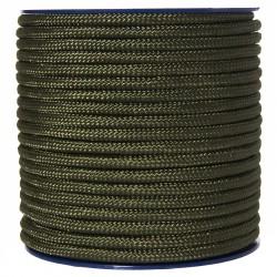 Corde utilitaire en rouleau 7 mm x 60 m - Différents coloris | Fosco
