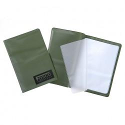 Porte documents A6 vert   101 Inc