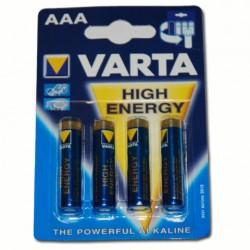 Pile AAA, par 4 | Varta