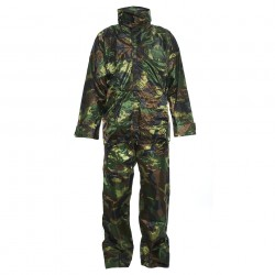 Combinaison de pluie armée Hollandaise camouflage woodland | 101 Inc