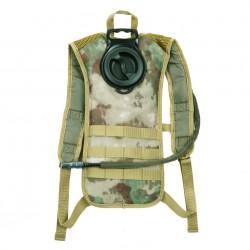 Camelbag 2,5 litres avec système molle - Différents camouflages | 101 Inc