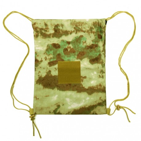 Sac à dos avec cordons - Différents camouflages | 101 Inc