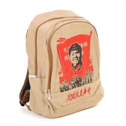 """Sac à dos """"Mao"""" tan   101 Inc"""